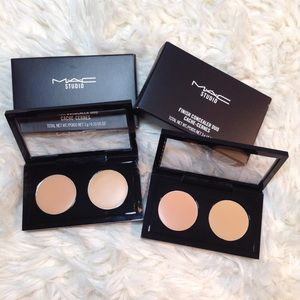 🎉Mac Finish Concealer Duo (NW20/NC25) 2-Pack
